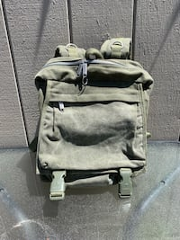 Gray canvas backpack 奧克蘭, 94602