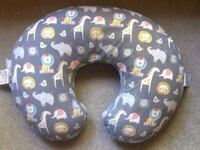 Boppy nursing pillow and free boppy lounger Coon Rapids, 55448