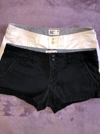 2 pairs of american eagle shorts Mississauga, L5M 5S2