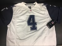Cowboys Jersey new Nike stiched. Womens cut. Size L El Paso, 79938