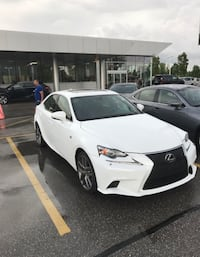 Lexus - IS - 2015 Markham, L3T
