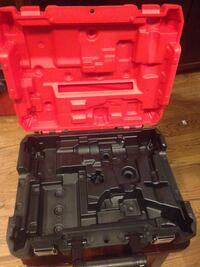 Milwaukee 18 V fuel drill case empty only case for 20 dollars make offer if you interested ! Bolingbrook, 60490