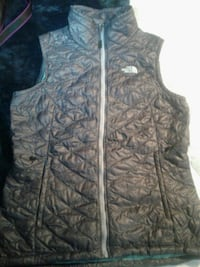 North Face Zip-Up Vest Anchorage