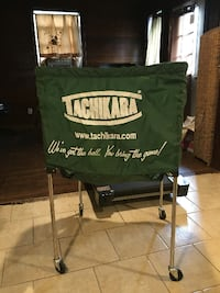 Tachikara Portable Ball Cart San Antonio