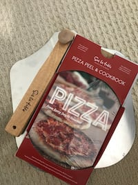 Folding Pizza Peel and Recipe Book  Los Angeles, 91304