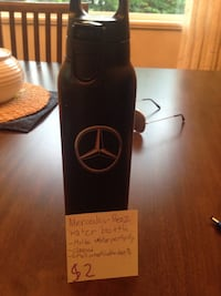 Mercedes-Benz water bottle