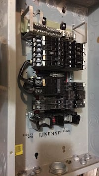 Electrical 100 amp with all the breakers  Fairfax, 22030