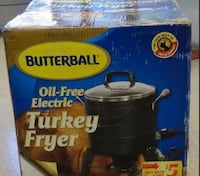Butterball electric turkey fryer Centreville, 20120