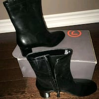 Rockport leather mid-boots - brand new in box Toronto, M6S