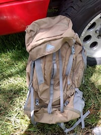 gray and brown hiking backpack Port St. Lucie, 34953