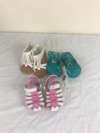 3 pairs of shoes 5/6 Severn, 21144