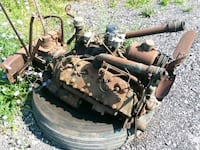 38 ford flathead truck motor and trans Lewistown, 17044