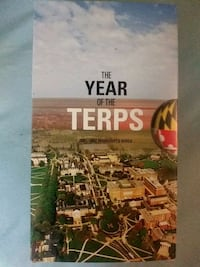 The Year of the Terps 2001-2002 highlights vhs  Baltimore