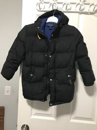 Winter  jacket down feather size 7 years boys Calgary, T3J 5L4