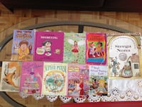 10 assorted kids story books in excellent conditions Hamilton, L8V 4K6