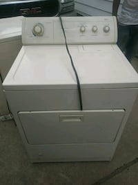 white front-load clothes washer Dearborn Heights, 48125