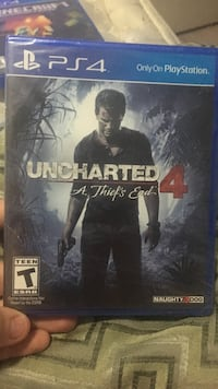 Uncharted 4 ps4 game never opened Spring Hill, 34606
