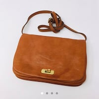 J. Crew leather crossbody