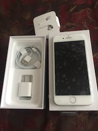 silver iPhone 6 with box Vaughan, L4H 2G1