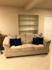 Gardner's sofa, loveseat and tables Parkville, 21234