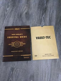 Fallout 4 Vault Dweller's Survival Guide Collector's Edition Coquitlam, V3B 0G2