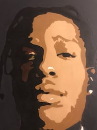 A$AP Rocky Painting  Bryans Road, 20616