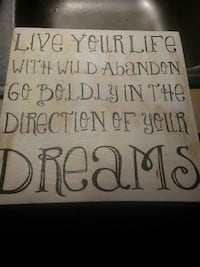 Dream wall picture