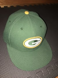 Green Bay Packers New Era Hat Size 7 NFL Toronto, M6M 2R6