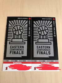 SELLING RAPTORS TICKETS (Sat. May 25) Toronto, M3N