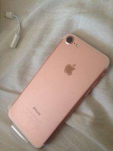 Rosa guld iPhone 6