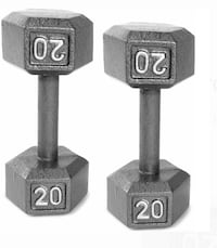 Dumbells Fairfax, 22031