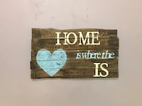 Brown and white wooden wall decor Temecula, 92592