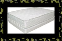 King double pillowtop mattress with split box Laurel