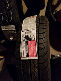 "175/65/14 ""  UNIROYAL TIGER PAW "" New Tires. Toronto, M2R 2P2"