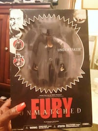 under taker unmatched fury  ever been open Ridgeland, 39158