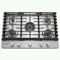 MISSING PARTS / KITCHENAID 30 IN. GAS COOKTOP IN S Houston, 77055