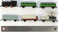 Vintage model train components - scale TT 1:120 made in Germany  Toronto