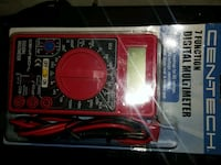 A 7 function digital multimeter brand new Willoughby Hills, 44094