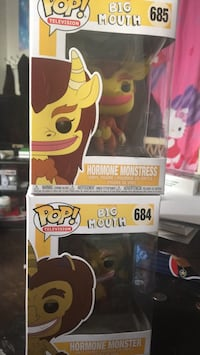 Big Mouth Hormone monster pops Lowell, 01850