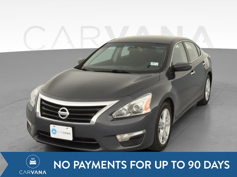 2013 Nissan Altima sedan 2.5 SV Sedan 4D Gray  0