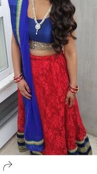 Indian outfit, lengha  Surrey, V3W 0R7