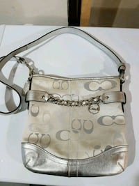 Used Authentic Coach Purse $15 Kitchener, N2E 4C7