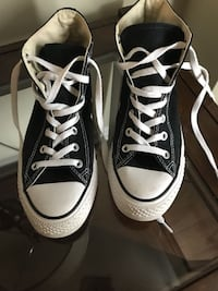 High Top Converse (Only used once) $60 London