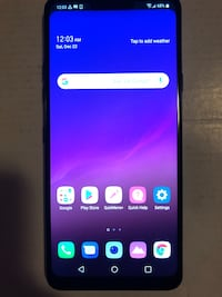 LG G7 ThinQ (unlocked) 64 GB 10/10 condition Toronto, M6M 1T2