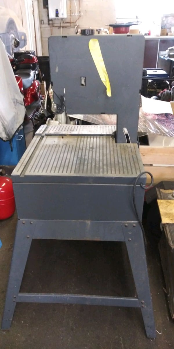 Craftsman band saw 2