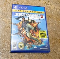 Just cause 3 ps4 game Pharr, 78577