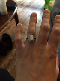 Sterling silver ring appraised at $250 Guelph, N1E 2Z9