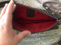 red and black leather crossbody bag South El Monte, 91733