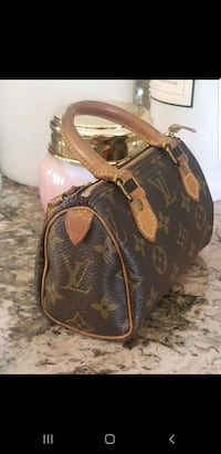 Louis Vuitton speedy mini bag!! Oakville, L6K 2S2