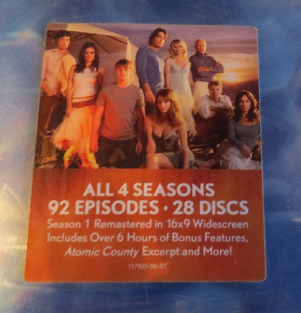 OC COMPLETE SERIES ON DVD     ASKING $15.00   28269acb-0e6a-4147-a066-c2239068829d